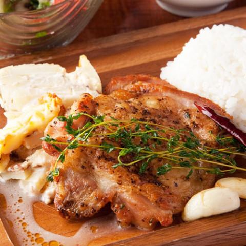 渋谷イタリアン肉ランチ